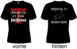 Heidentum ist kein Faschismus (T-Hemd)
