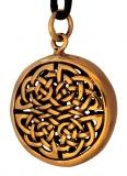 Celtic amulet Acana (Pendant in Bronze)