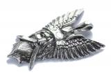 Odin - Viking pendant (Pendant in silver)