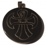 Labrys (Pendant from Horn)