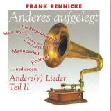 Frank Rennicke - Anderes aufgelegt CD