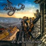 Ronny P. - Die Liebe zu Deutschland CD
