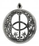Glastonbury – Avalon (Pendant in Silver)