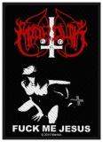 Marduk - Fuck Me Jesus (Patch)