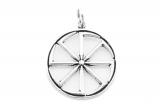 Kolovrat - Large wheel of fortune (Pendant in silver)