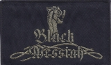 Black Messiah - Logo (Aufnäher)
