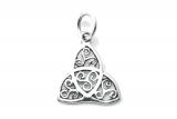 Harmony - Celtic Pendant (Pendant in Silver)