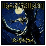 Iron Maiden - Fear of the Dark (Aufnäher)