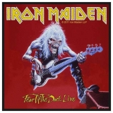 Iron Maiden - Fear of the Dark Live (Aufnäher)