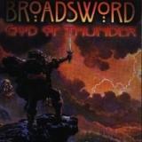 Broadsword - God of Thunder CD