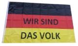 Germany - Wir sind das Volk Flag
