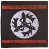 Ad Hominem - Death To All (Aufnäher)