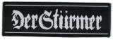 Der Stürmer - Logo (Patch)