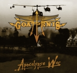 Goatpenis - Apocalypse War CD