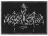 Nokturnal Mortum - New Logo (Aufnäher)