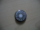 Schwarze Sonne (Button)