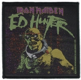 Iron Maiden - Ed Hunter (Aufnäher)