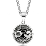 World Tree - Tree of Life (Pendant in Silver)
