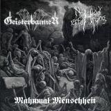 Nahtoderfahrung & Geisterbanner - Mahnmal Menschheit CD