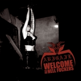 Abigail - Welcome to Hell Fuckers CD