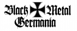 Black Metal Germania (Car Sticker)