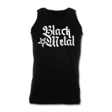 Black Metal + Pentagram [hoch] Athletic T-Shirt