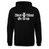 Black Metal Germania Hooded Sweatshirt
