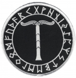 Irminsul in the Rune circle (Patch)