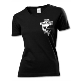 Unholy Black Metal Girly T-Shirt