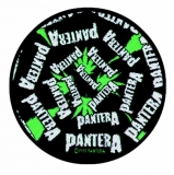 Pantera - Round Logo Patch