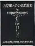 Armaggedon - Zyklon over Golgotha Patch