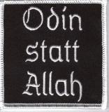 Odin statt Allah (Aufnäher)