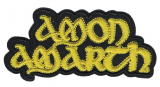 Amon Amarth - Logo cut out (Patch))