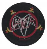 Slayer - Pentagram Swords (Aufnäher)