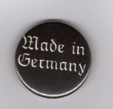 Made in Germany (Button)
