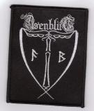 Asenblut - Logo (Patch)