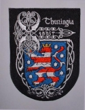 Menhir - Thuringia (Aufnäher)
