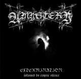 Amystery - Extermination, followed by cryptic silence CD