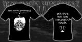 Met macht unbesiegbar (T-Shirt)