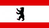 LÄNDERFAHNE / BERLIN