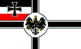 Kaiserliche Marine / Reichkriegsflagge (Länder-Fahne)